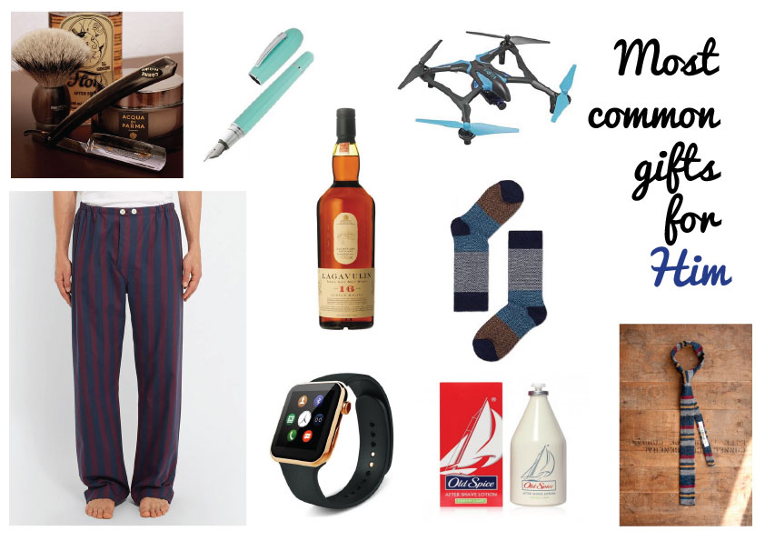 Most-common-gifts-for-him