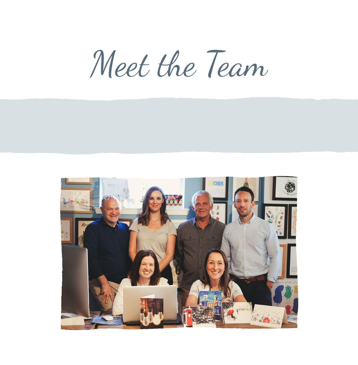 Hello! Meet the Team